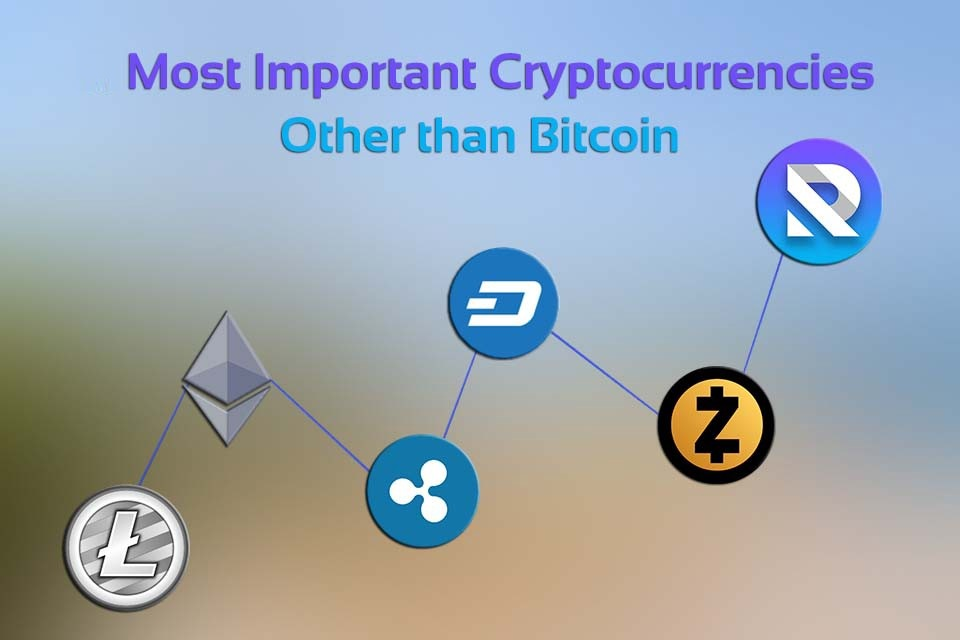 The 4 Most Powerful Digital Currencies Other than Bitcoin